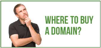 Where to buy a domain for my website?